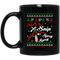 Hairstylist Coffee Mug Watch Me Snip Watch Me Spray Spray 11oz - 15oz Black Mug