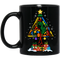 Hairstylist Tool Shaped as Christmas Tree Mug 11 oz - 15 oz CustomCat