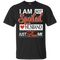 i am not spoiled my husband just love me funny t-shirt for valentine CustomCat