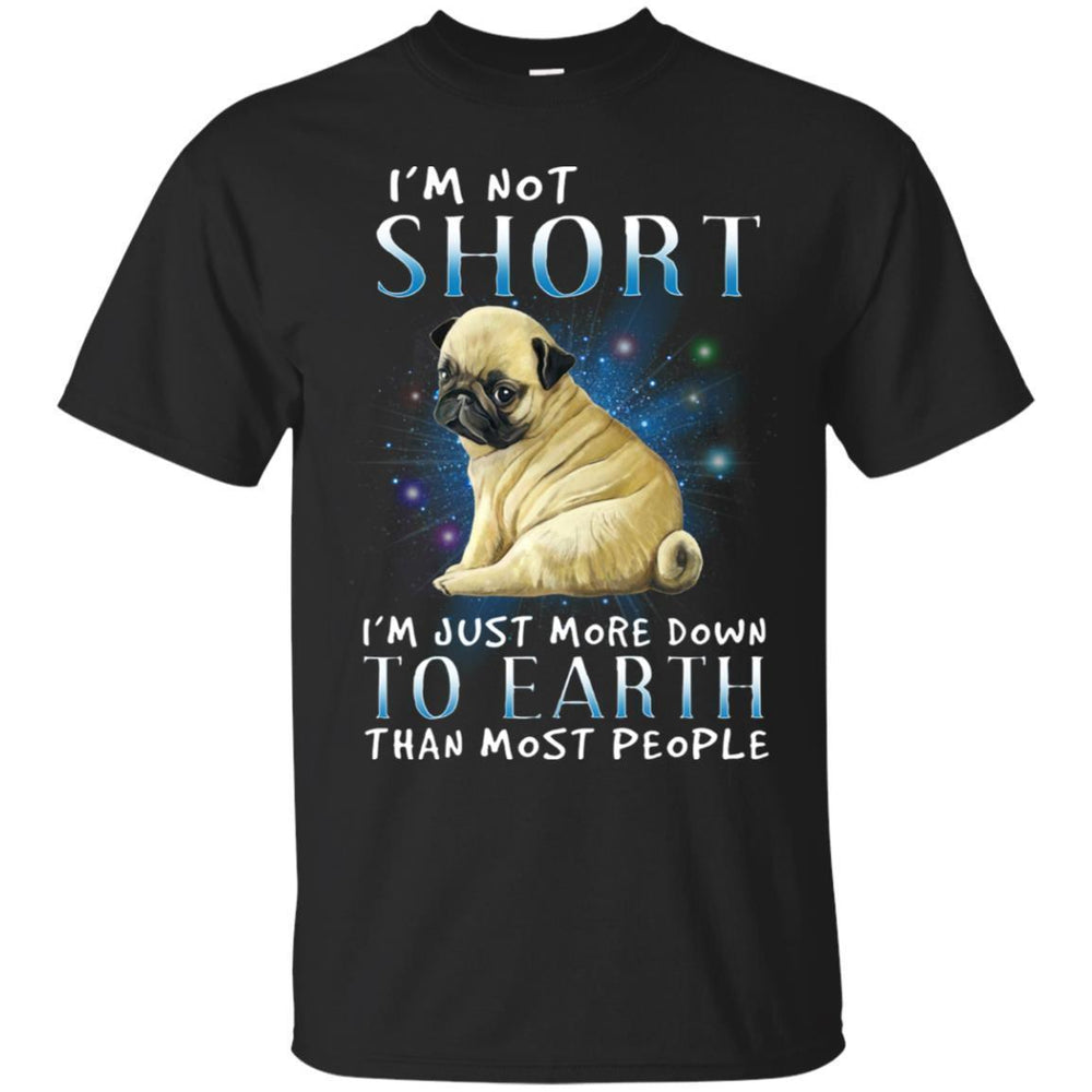i'm Not Short I'm Just More Down To Earth Than Most People CustomCat