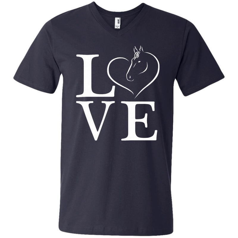 LOVE Horse tshirt for Riding Lovers CustomCat