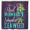 Mermaid Shower Curtains Real Mermaids Smoke Seaweed For Girls Who Are Smokers For Bathroom Decor