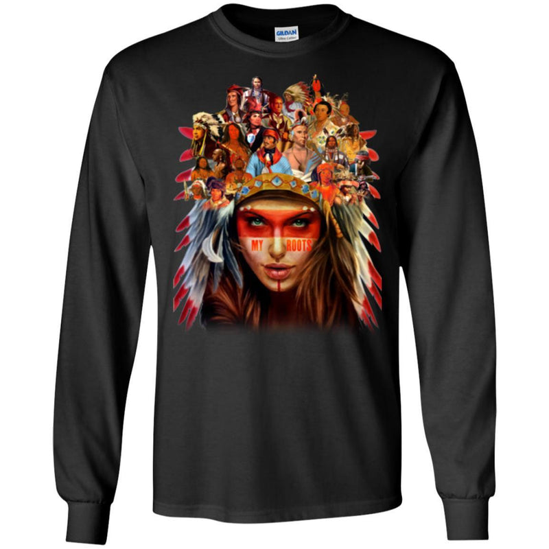 Native American T-Shirt There Is More To My Story Arrow Infinity Autism HeartLove Dreamcatcher Shirt CustomCat