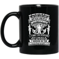 Navy Coffee Mug A Good Deal Of Pride And Satisfaction I Served In The United States Navy 11oz - 15oz Black Mug CustomCat