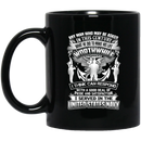 Navy Coffee Mug A Good Deal Of Pride And Satisfaction I Served In The United States Navy 11oz - 15oz Black Mug