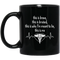 Nurse Coffee Mug Brave This Is Bruised This Is Who I'm Meant To be This Is Me Heartbeat 11oz - 15oz Black Mug