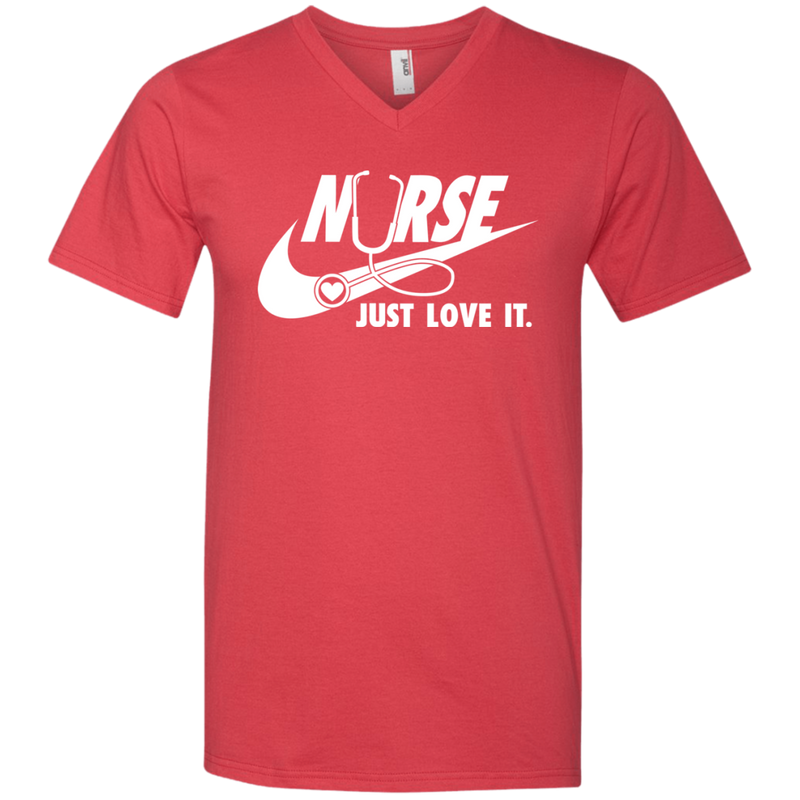 Nurse Just Love It Tshirts CustomCat