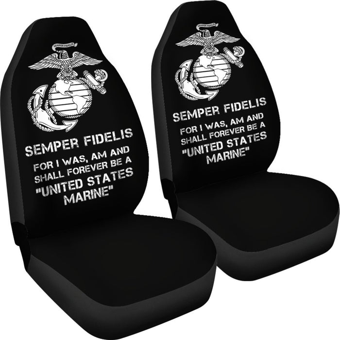 Semper Fidelis (Set Of 2) My Soul & Spirit