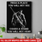 Sniper Soldier Canvas - From A Place You Will Not See Comes A Sound You Will Not Hear Canvas Wall Art Decor