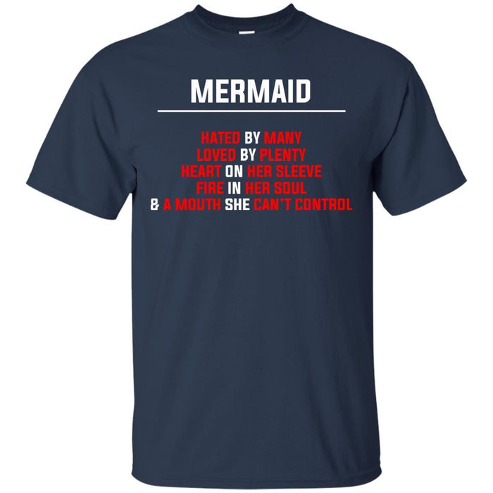 Spcial Tshirt & Hoodie For Mermaids CustomCat
