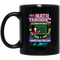 Teacher Coffee Mug I'm A Math Teacher Of Course I'm Crazy Do You Think A Sane Person 11oz - 15oz Black Mug