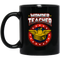 Teacher Coffee Mug Wonder Teacher 11oz - 15oz Black Mug