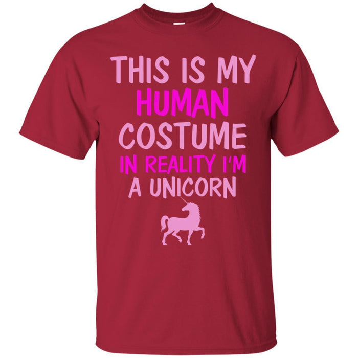 This Is My Human Costume In Reality I'm A Unicorn CustomCat