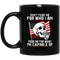 Usmc Veteran Coffee Mug Don't Fear Me For Who I Am Fear Me For What I Am Capable Of USMC Veteran 11oz - 15oz Black Mug