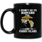 Usmc Veteran Coffee Mug I Did't Go To Harvard I Went To Parris Island 11oz - 15oz Black Mug