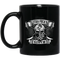 Usmc Veteran Coffee Mug Zero Fucks Given 11oz - 15oz Black Mug