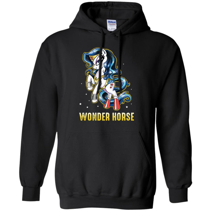 Wonder Horse T-shirt & Hoodie CustomCat