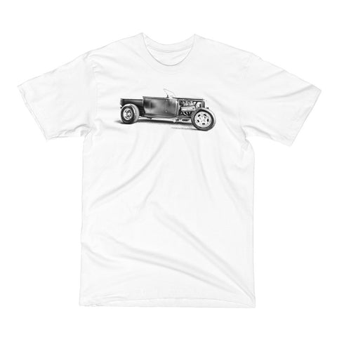 1932 Ford Pickup Hot Rod - Will Glover Featured Artist - Men's Short Sleeve T-Shirt
