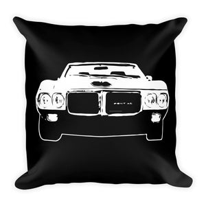 Pontiac GTO - Modern Rodder - Soft Pillow