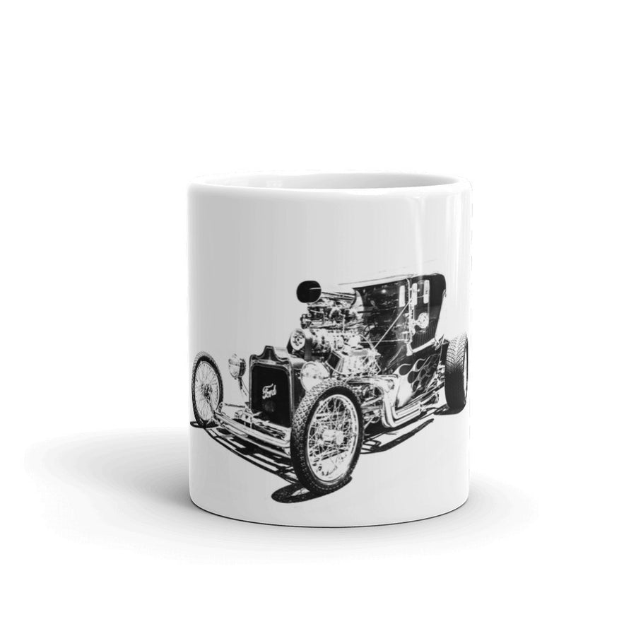Ford T-Bucket - Will Glover Featured Artist - Mug made in the USA