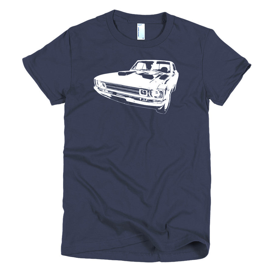 1972 Dodge Dart - Modern Rodder - Women's T-Shirt