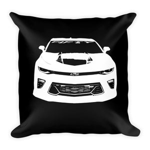 2017 Camaro - Modern Rodder - Soft Pillow