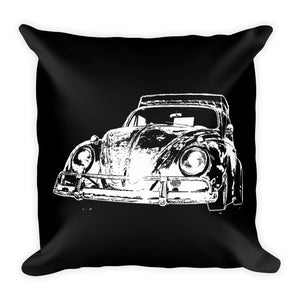 Dub Patina Beetle - Modern Rodder - Soft Pillow