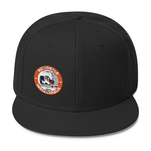 Indianapolis Nationals - Modern Rodder - Snapback Hat