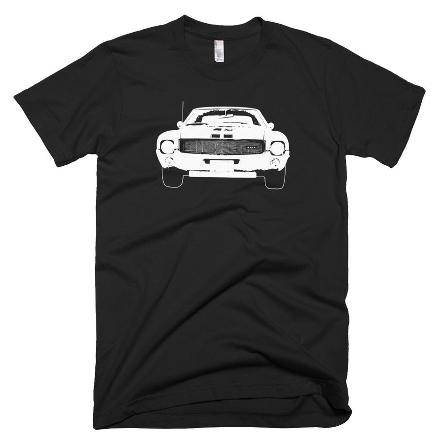 1969 AMX - Modern Rodder - Men's T-Shirt
