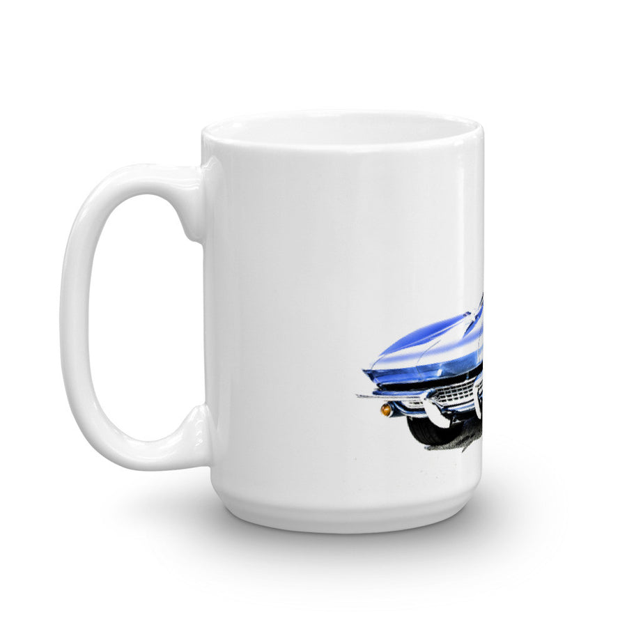 Corvette Stingray - Will Glover Featured Artist - Mug made in the USA