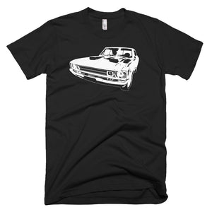 1972 Dodge Dart - Modern Rodder - Men's T-Shirt