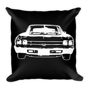 Chevelle SS - Modern Rodder - Soft Pillow
