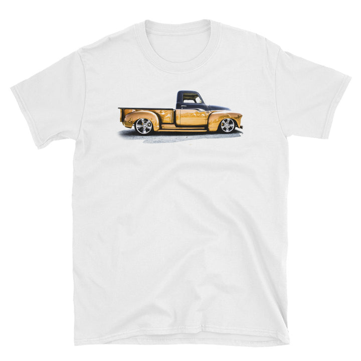 1950's Chevy Truck Hot Rod - Will Glover Collection - Men's T-Shirt