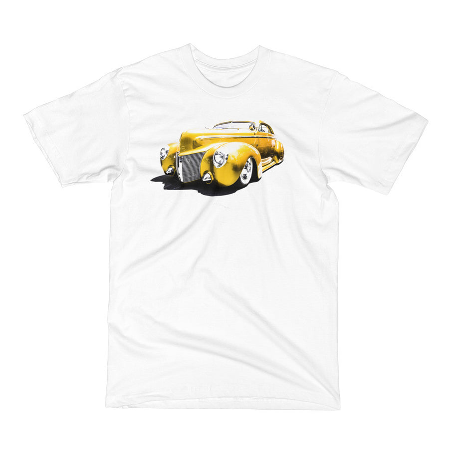 1940 Ford Street Rod - Will Glover Featured Artist - Men's Short Sleeve T-Shirt