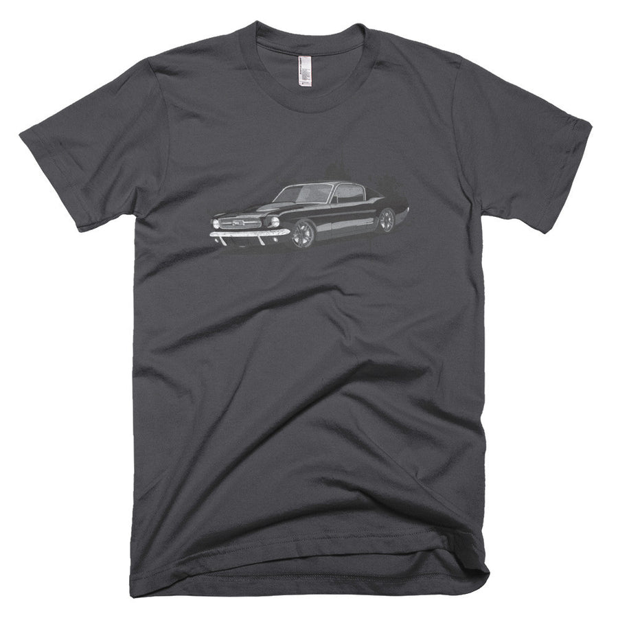 Mustang - Modern Rodder - Men's T-Shirt