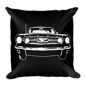 1966 Mustang - Modern Rodder - Soft Pillow