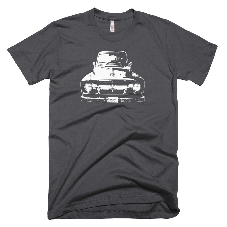 1954 Ford F100 - Modern Rodder - Men's T-Shirt