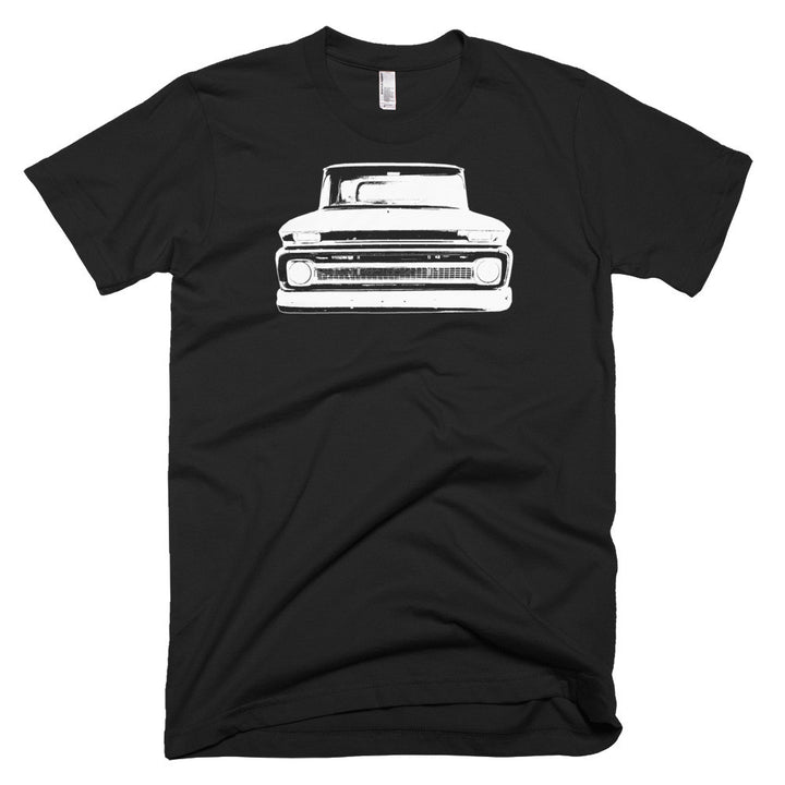 1962 Chevy C10 - Modern Rodder - Men's T-Shirt