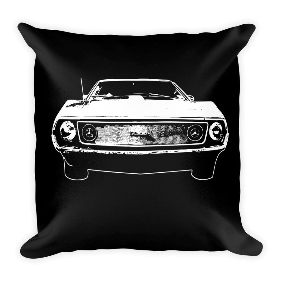 1972 AMC Javelin - Modern Rodder - Soft Pillow