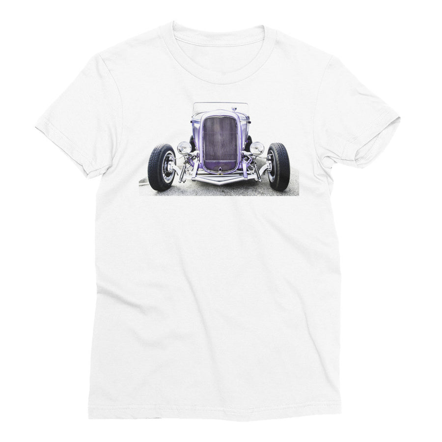 1932 Ford Highboy - Will Glover Featured Artist - Women's Short Sleeve T-Shirt