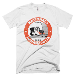 NHRA Nationals Indianapolis - Modern Rodder - Men's T-Shirt