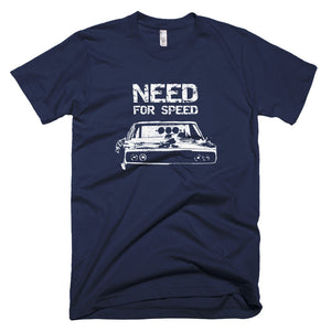 Need For Speed - Fast and Furious - Modern Rodder - Men's T-Shirt