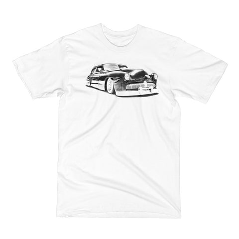 Mercury Lead Sled - Will Glover Featured Artist - Men's Short Sleeve T-Shirt