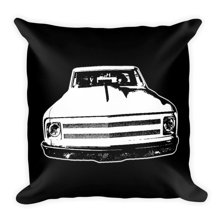 1969 Chevy C10 - Modern Rodder - Soft Pillow