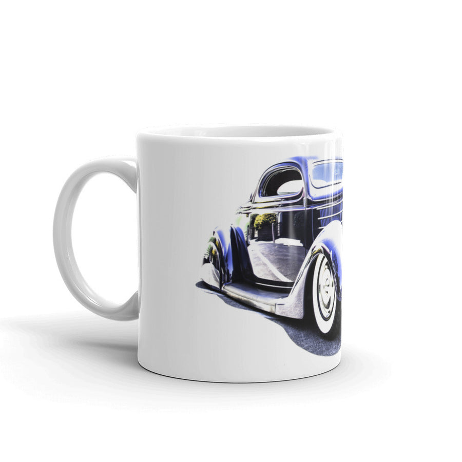 Street Rod - Will Glover Featured Artist - Mug made in the USA