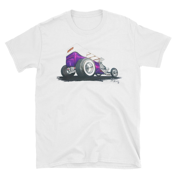 1930 T-Bucket Hot Rod - Chris Morland Collection - Men's T-Shirt