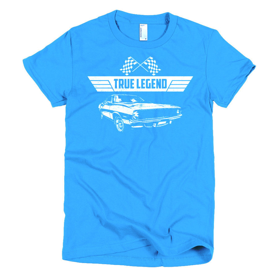 True Legend - Modern Rodder - Women's T-Shirt