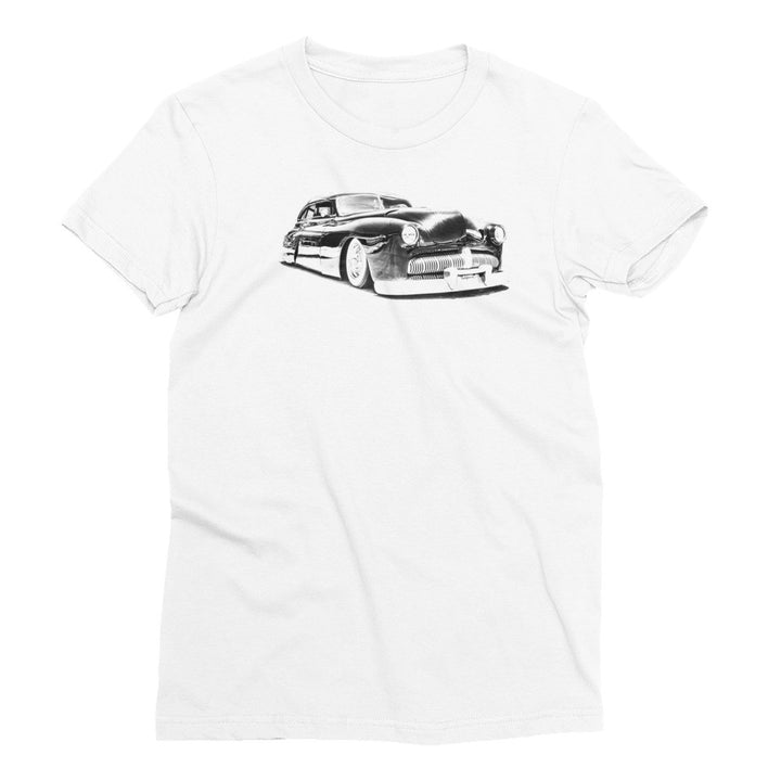 Mercury Lead Sled - Will Glover Featured Artist - Women's Short Sleeve T-Shirt