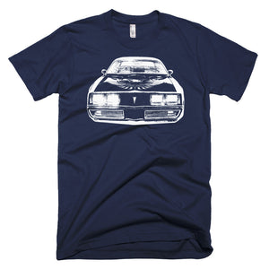 1979 Pontiac Trans Am Bandit - Modern Rodder - Men's T-Shirt