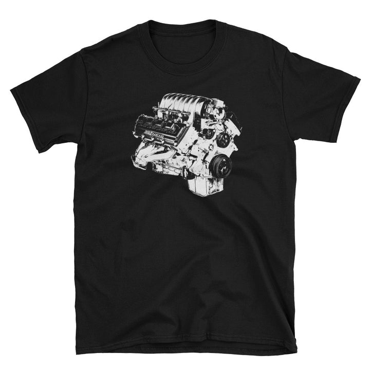 392 Hemi Head Mopar - Modern Rodder - Men's T-Shirt